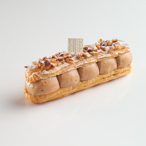 Eclair Paris-Brest #Paris #Eclair #MadeinF #Patisserie #french #pastry