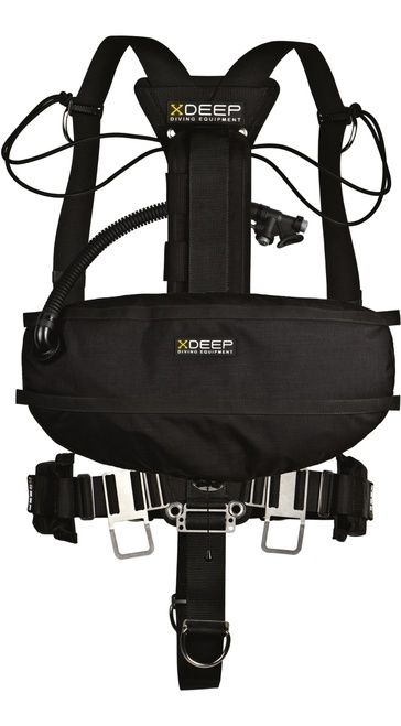 xDeep Stealth 2.0 Side Mount System full set