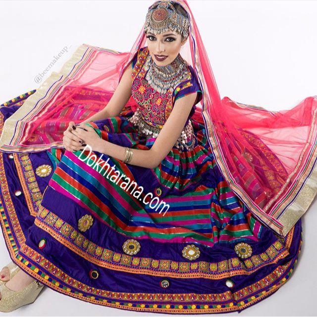 #afghani #dress #pink #purple