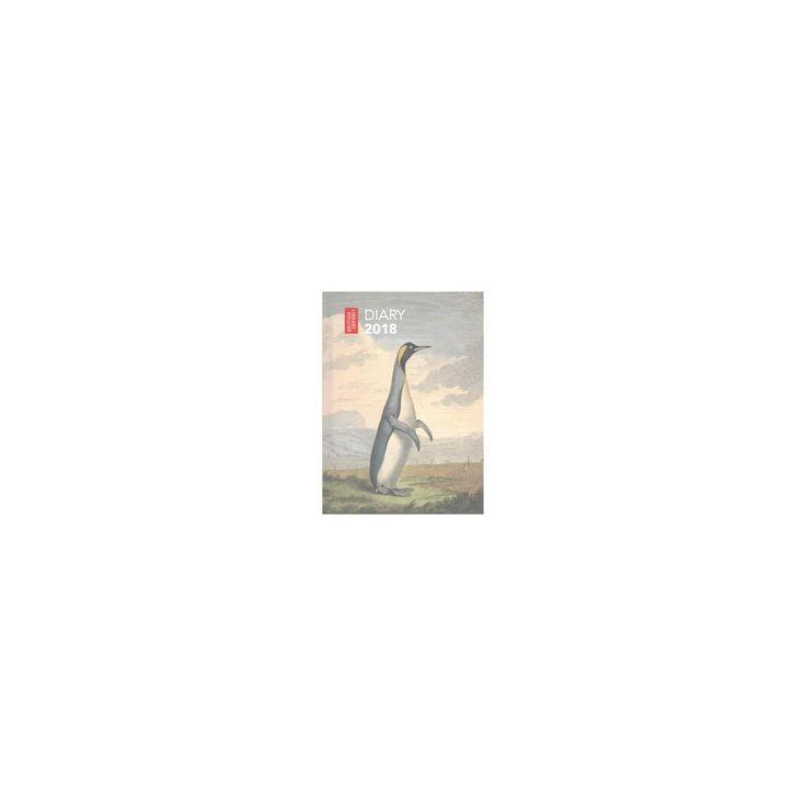 British Library Pocket Diary 2018 (Paperback)