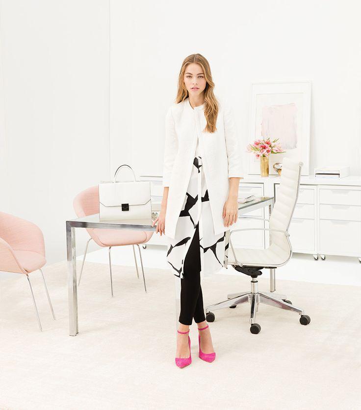 10 Work Wardrobe Essentials