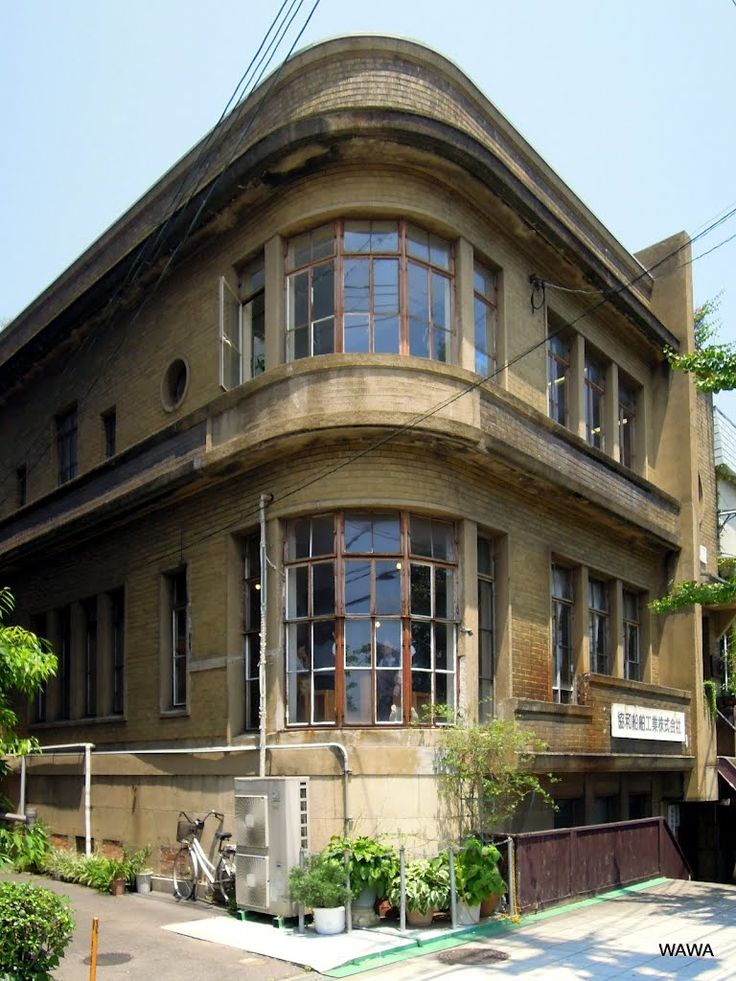 Tenmaya building, Osaka / 天満屋ビル(1935年築、大阪市都市景観資源)