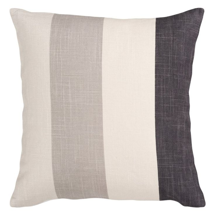 Surya Cabana Decorative Pillow - Ivory Poly - JS011-1818P