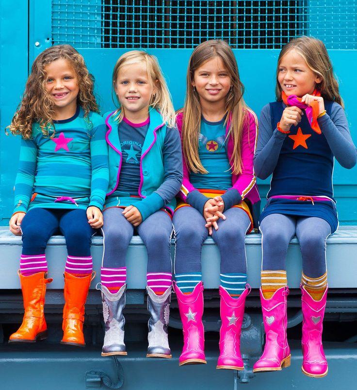 Ninni Vi meisjeskleding - wintercollectie 2013/2014 - NummerZestien.eu