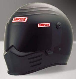 Simpson Bandit--the coolest helmet in black