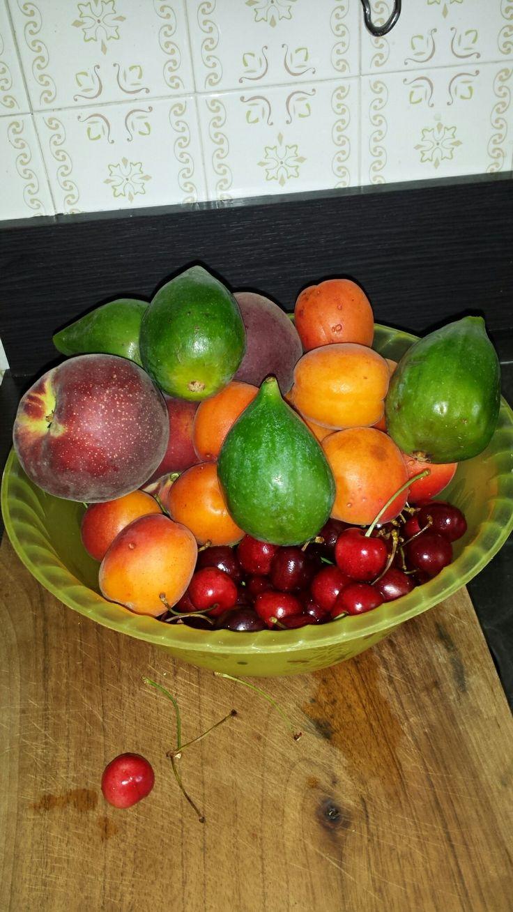 Frutta frutta frutta! Finalmente è estate!
