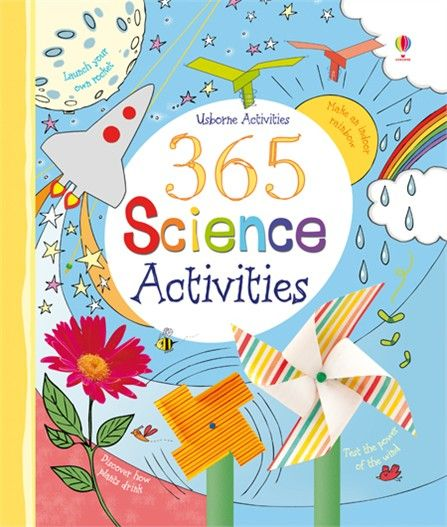 365 science activities y Minna Lacey 507 LAC Readers can explore science with a different activity or experiment for every day of the year.