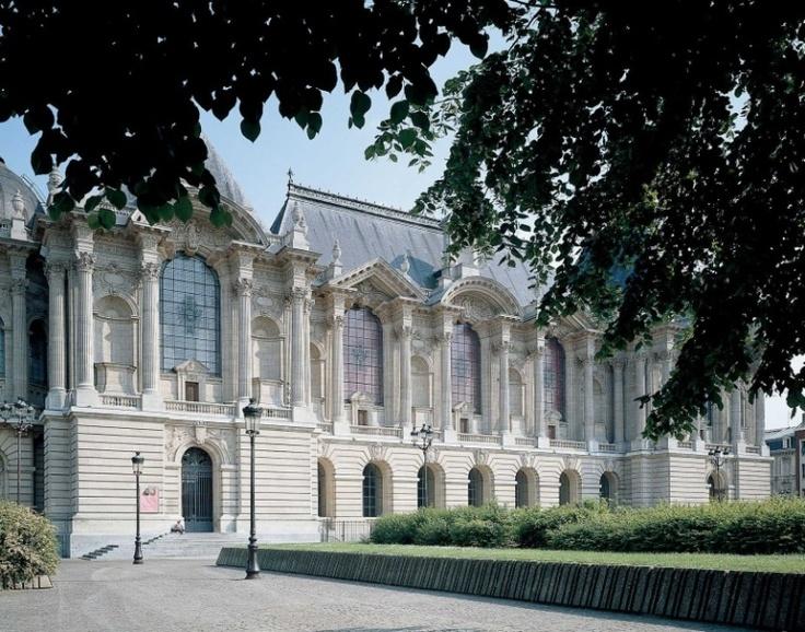 Palais des Beaux Arts de Lille © OT Lille