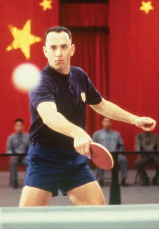 Tom Hanks in Forrest Gump (1994)