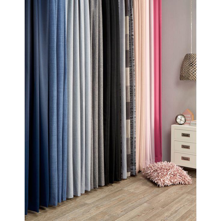 ... /gordijnen #gordijnen #raamdecoratie #interieur #slaapkamer #kwantum