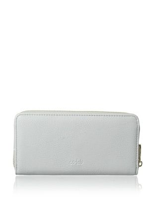 46% OFF co-lab by Christopher Kon Women's Zip-Around Wallet, Grey