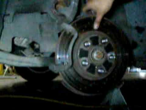 RX300 brakes and rotors 1 - YouTube