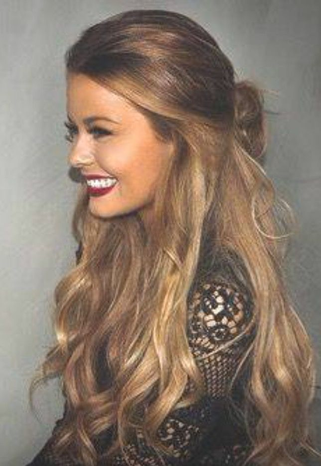 The 25 best dark blonde hair ideas on pinterest dark blonde hmmm to go blonde again blonde hair dark red lips a good look urmus Image collections