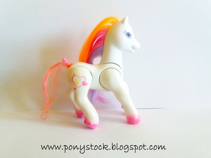 Light Heart G2 (Canopy Bed) My Little Pony