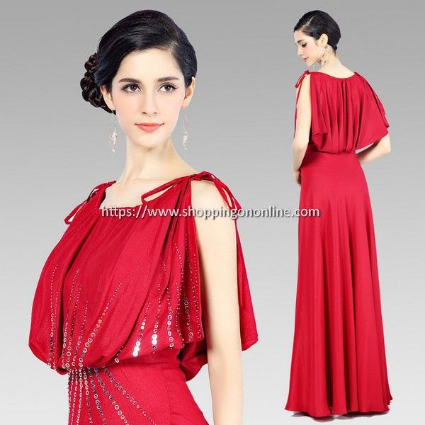 Red Evening Dress - Satin Beaded Sleeveless $193.60 (was $242) Click here to see more details http://shoppingononline.com/red-evening-dresses/red-evening-dress-satin-beaded-sleeveless-.html #SatinEveningDress #SleevelessEveningDress #Sleeveless #Satin #RedEveningDress #RedDress
