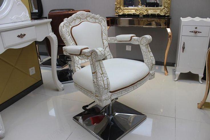 Européenne chaise de coiffure. Spéciale salons de coiffure de coupe de cheveux. Chaise de coiffeur. Chaise de Salon
