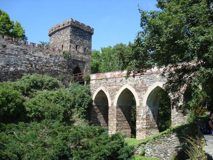 Bitov Castle's bridge