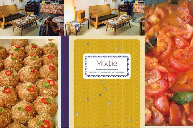Review: Mixtie + recept voor frikadel pan http://outmijnkeuken.nl/2017/06/29/review-mixtie/