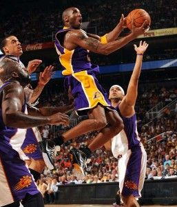 Though the great results he's making in the NBA, the Los Angeles Lakers superstar Kobe Bryant haven't yet got the sympathy of a lot of analysts and fans.    Among the reasons that still avert him from winning that affection, first because some believe that Kobe's imitation of Michael Jordan lacks originality, second some point to his well-publicized rift with Shaquille O'Neal when the 2 were playing for the Lakers. While others, couldn't forget his 2003 legal troubles and the 2012 divorce.