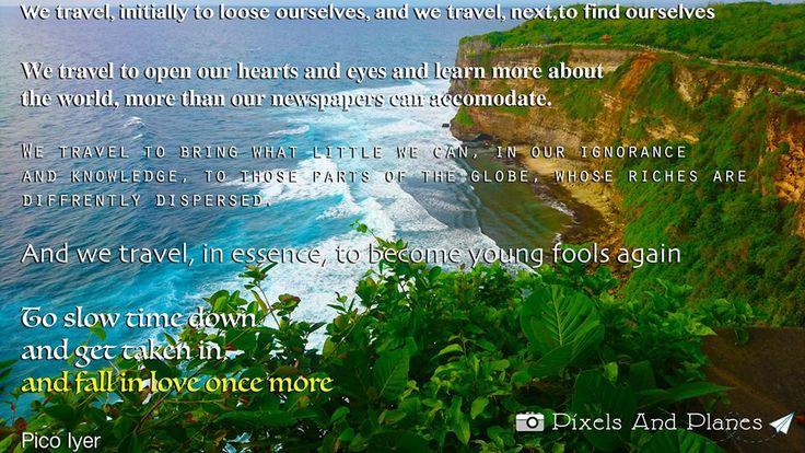 #love #travel #traveling #wanderlust #finding #exploring #heart #world #knowledge #rich #slow #folls #inlove #traveler #dreamer #creator #bali #indonesia #uluwatu #temple #view #ocean #blues #tropical