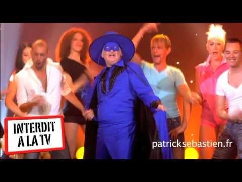 Le Chanteur Masqué - INTERDIT A LA TV - Clip Exclusif - Patrick Sébastien - YouTube