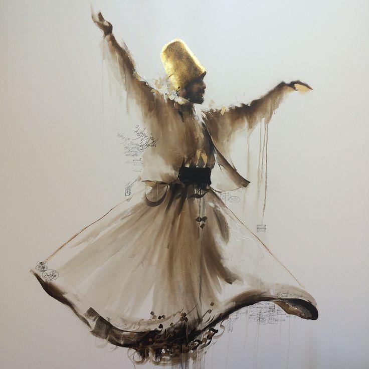 Dance dervishes