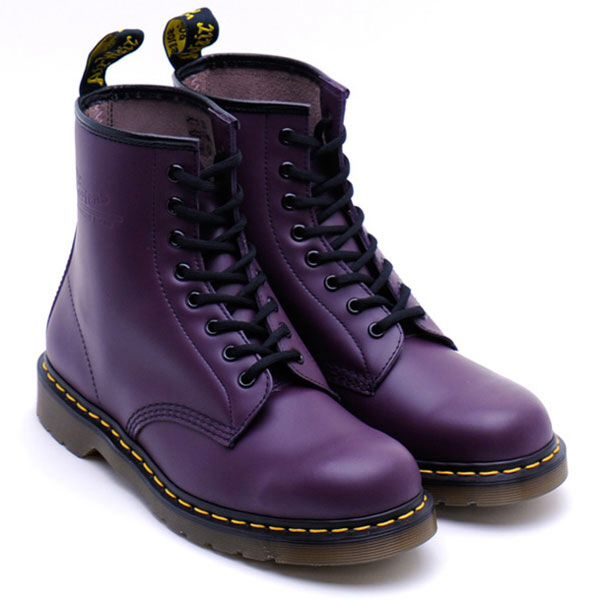 Doc Martens #Purple