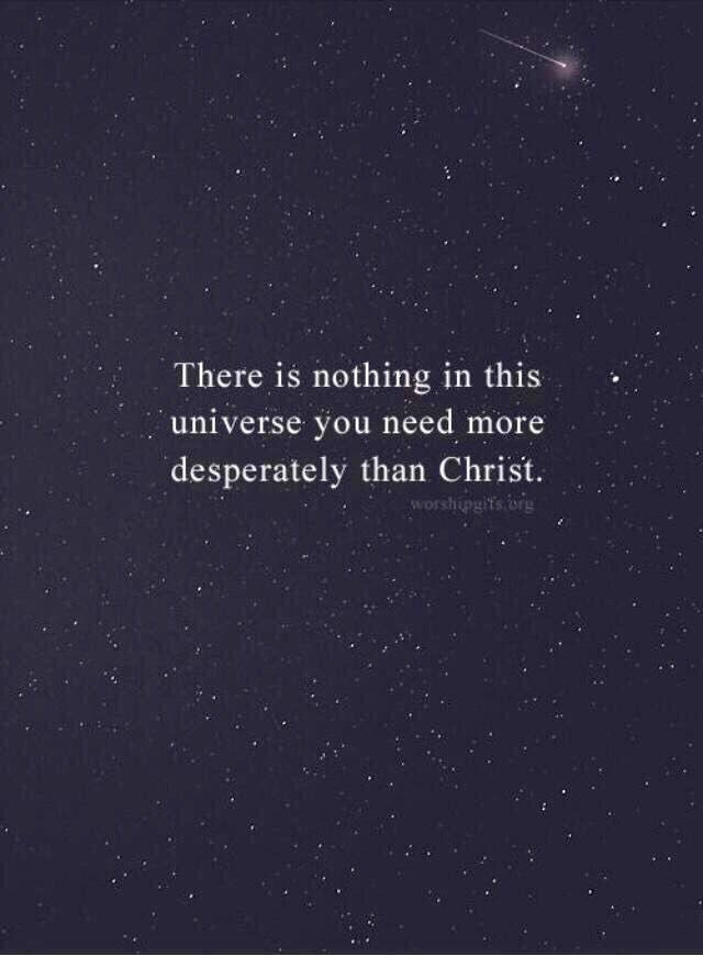 Jesus Christ is the only way to God...