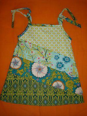 lua: Baby Dress