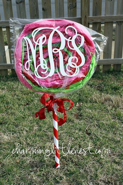 17 Best Images About Candy Theme Party On Pinterest Pool Noodles Lollipop Decorations And