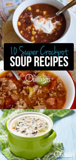 When the chill hits the air there is one meal on everyones' mind; SOUP! Why not…