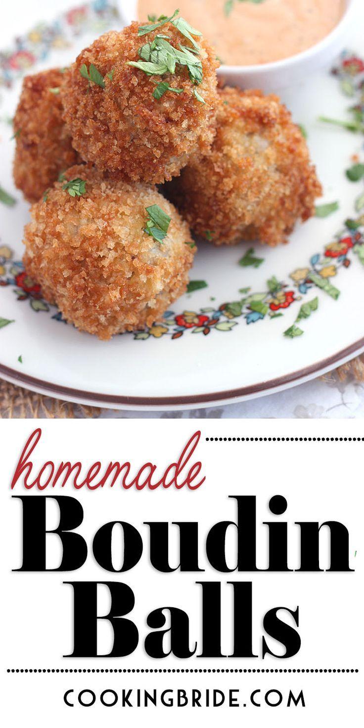 Boudin Balls Recipe Boudin Balls Haitian Food Recipes Boudain Recipes
