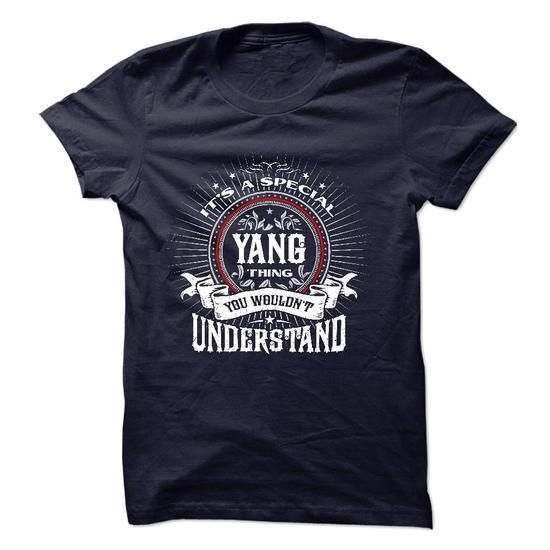 (THING 0505) ITS A SPECIAL YANG THING T-Shirts, Hoodies (21.99$ ==► BUY Now!)