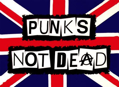 died from not forwarding that text | Punk's not dead !!!