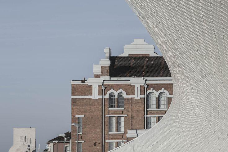 Descubre el 'Museo MAAT' de AL_A en Lisboa a través de este timelapse 4K,© Alejandro Villanueva