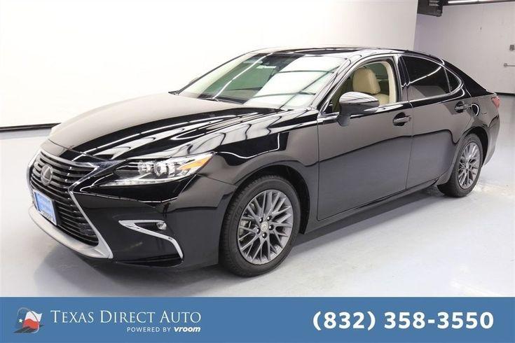 For Sale 2018 Lexus ES 350 ES 350 Texas Direct Auto 2018