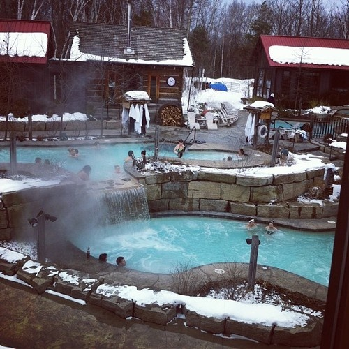 Scandinave - you will never forget this experience - #travel #bluemountain #spa #relax #village #collingwood #love # amazing