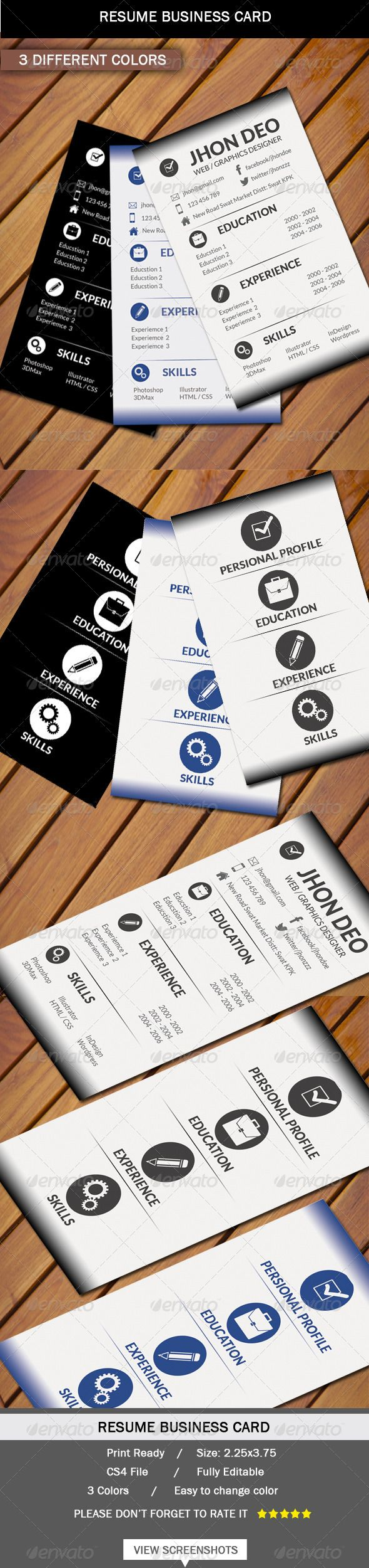 best ideas about resume styles cv design business card resume style