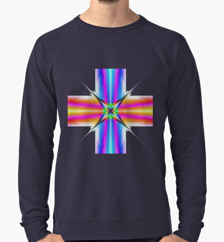 Razor Cross Lightweight Sweatshirt by TC-TWS