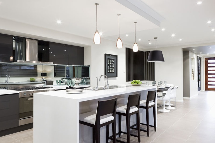 Rawson Homes, Caesarstone Classico 2141 Snow