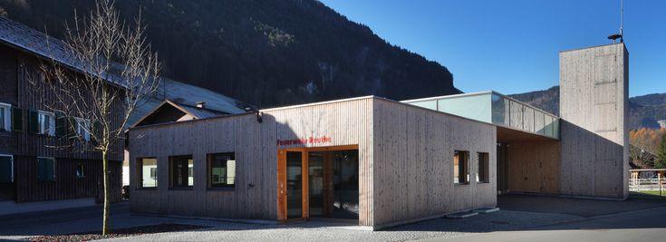 Holzfassaden - Holzhandel und Hobelwerk - PROFI HOLZ Fink