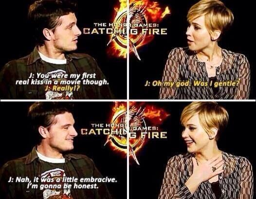 joshifer dating Jennifer lawrence and josh hutcherson have the best friendship ever, and here's the proof.