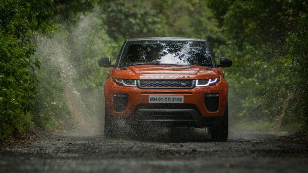 2016 Range Rover Evoque — The Mountain Of Style