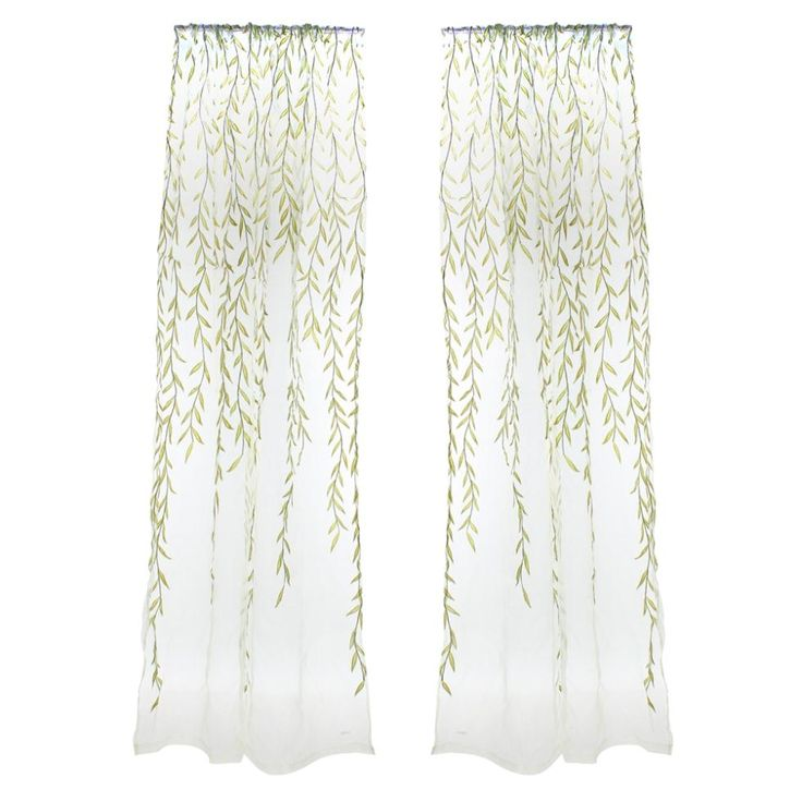 Cheap curtain screen, Buy Quality curtain love directly from China curtain track Suppliers: Home Decorative Purple Leaves Sheer Voile Window Panel Drape Curtain 240x140cmUS $ 9.99/piece75pcs Mixed Petal Muffin Cu