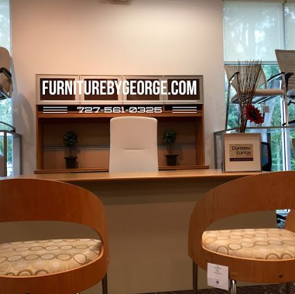 FurnitureByGeorge Is Your One Stop Shop For All Of Office Furniture Solutions Our Extensive Global Showroom In Tampa Bay Features The Newest