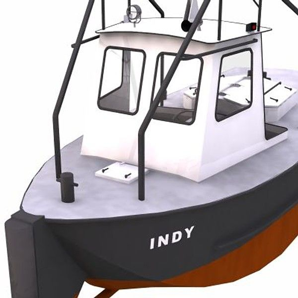 "push tug boat harbour 3d model - Harbour Tug - 02... by 3Dships  ""... the professional as a tugboat or, better yet, a push tug:  As soon as the client is released from the shoal, he or she an sail on unaided."" (1001 Solution focused Solutions)"