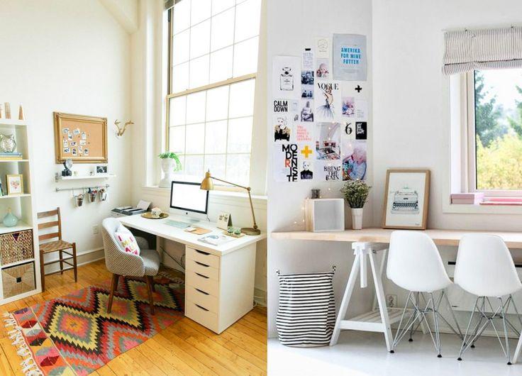 Kantoortje in huis4 kamer dingen pinterest lifestyle and interieur - Board deco kamer ...