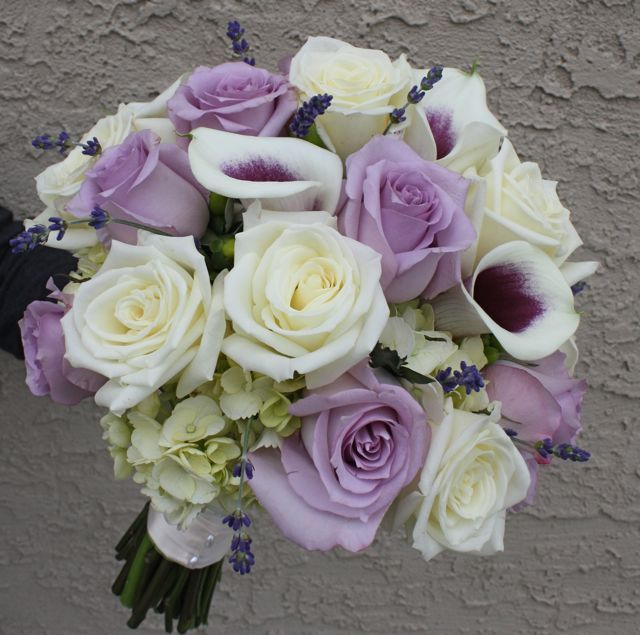 Lavender Rose Gypsophila Bridal Bouquet: Best 25+ Purple Wedding Bouquets Ideas On Pinterest