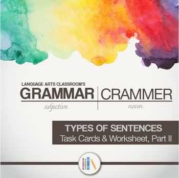 17 best ideas about Types Of Sentences on Pinterest | 4 types of ...