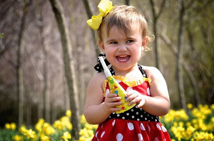 Mickey Mouse/Minnie Mouse Themed Birthday Photo Shoot  ©Amber S. Wallace Photography